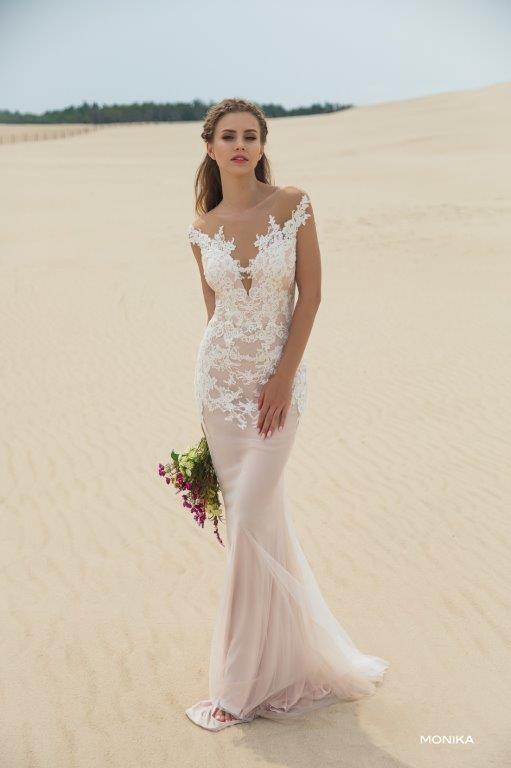 Brautkleid Le Rina Monika front