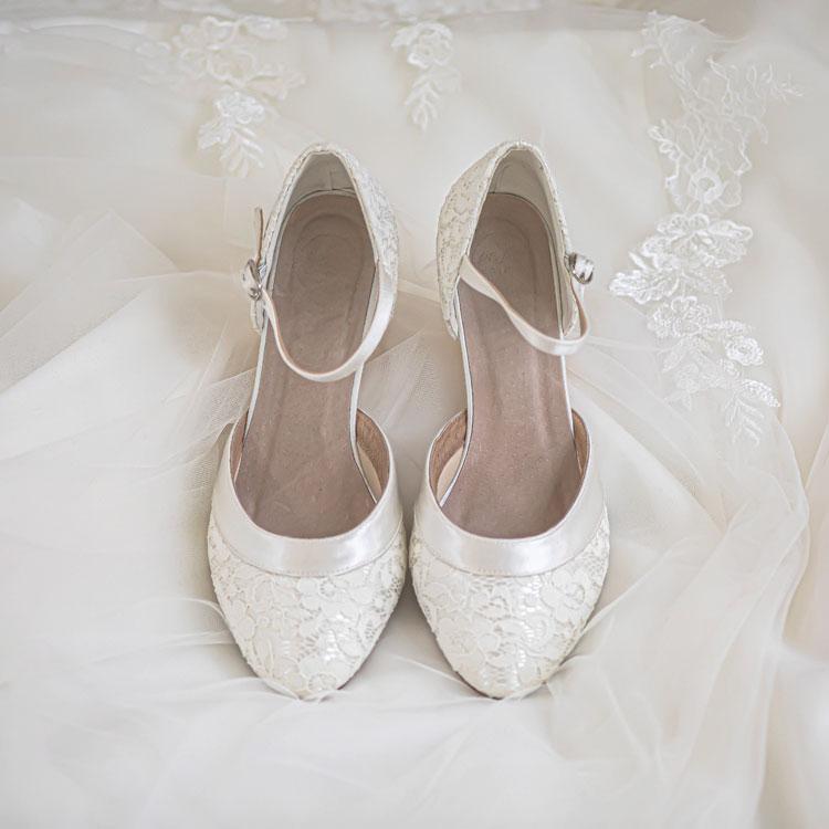 Bequeme Brautschuhe & Hochzeitsschuhe von Vanity Bridal