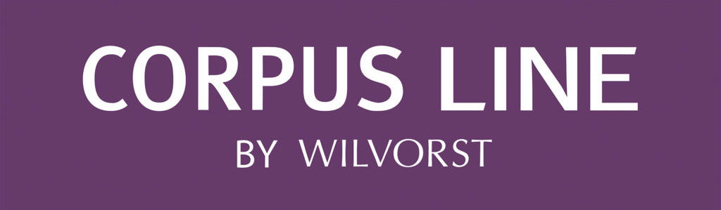 Logo CORPUS LINE by WILVORST
