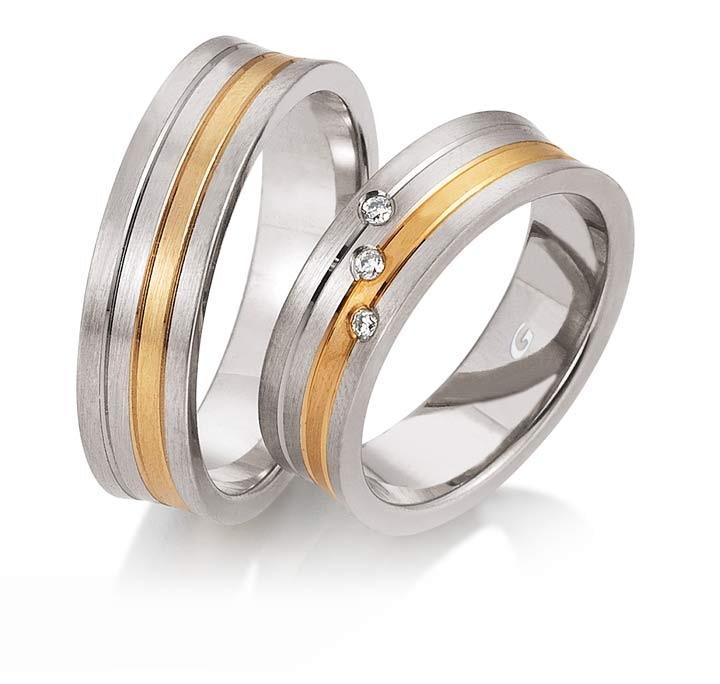 Trauringe Gold 411560
