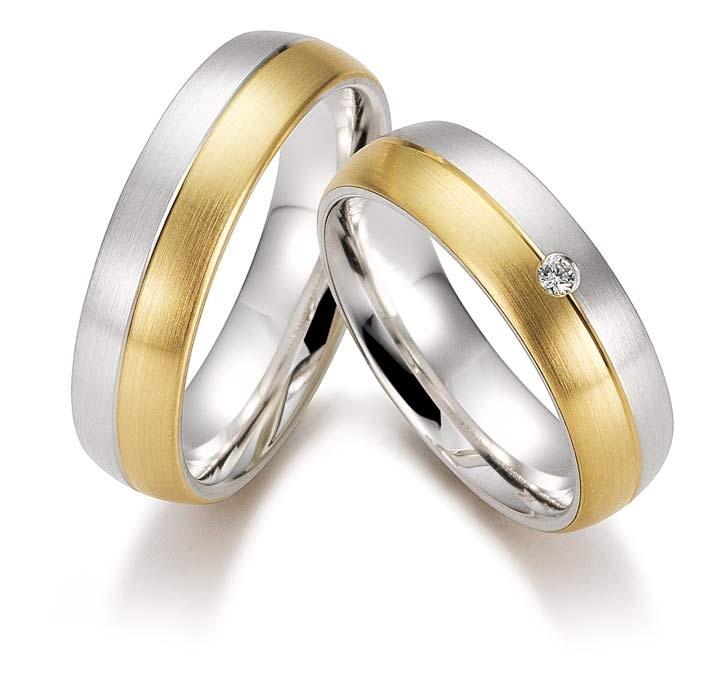 Trauringe Gold 830260