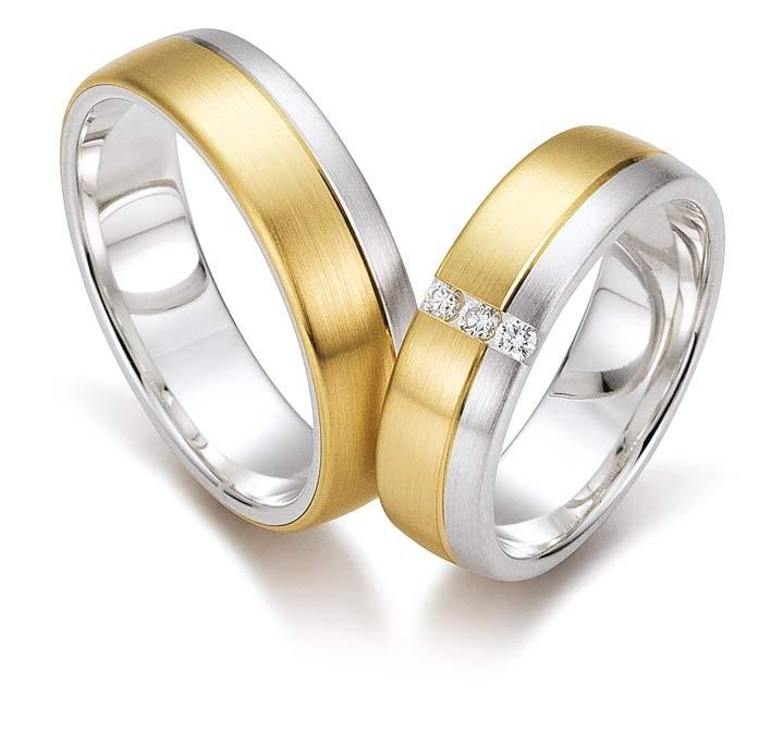 Trauringe Gold 830460