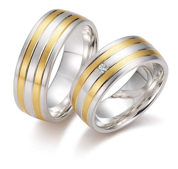 Trauringe Gold 830580