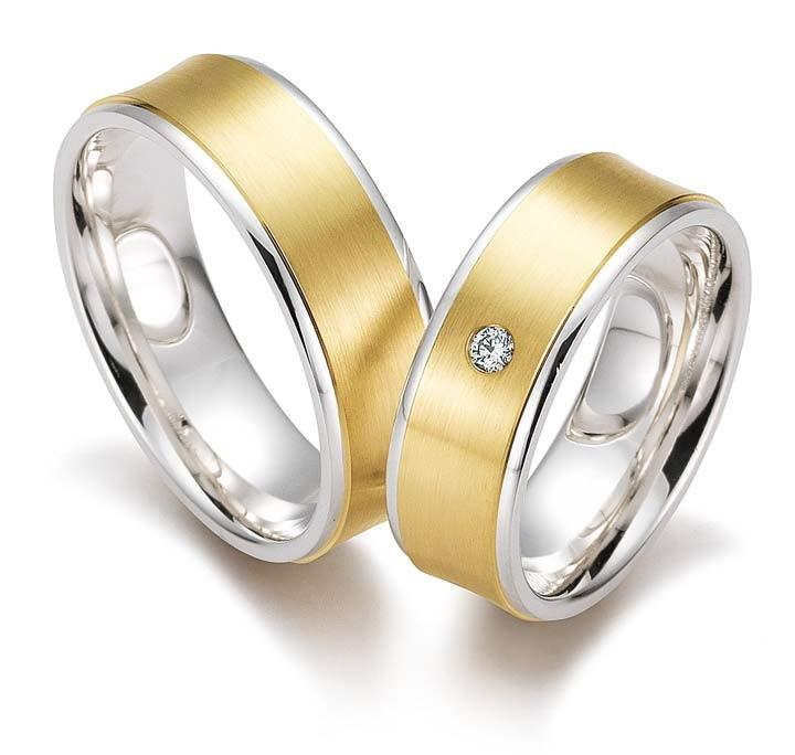 Trauringe Gold 830670