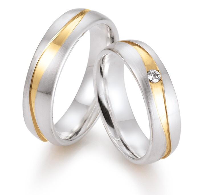 Trauringe Gold 831960