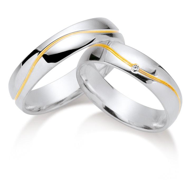Trauringe Gold 832250
