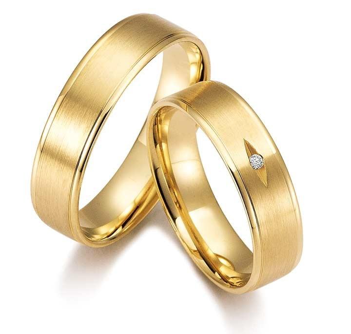 Trauringe Gold 833955