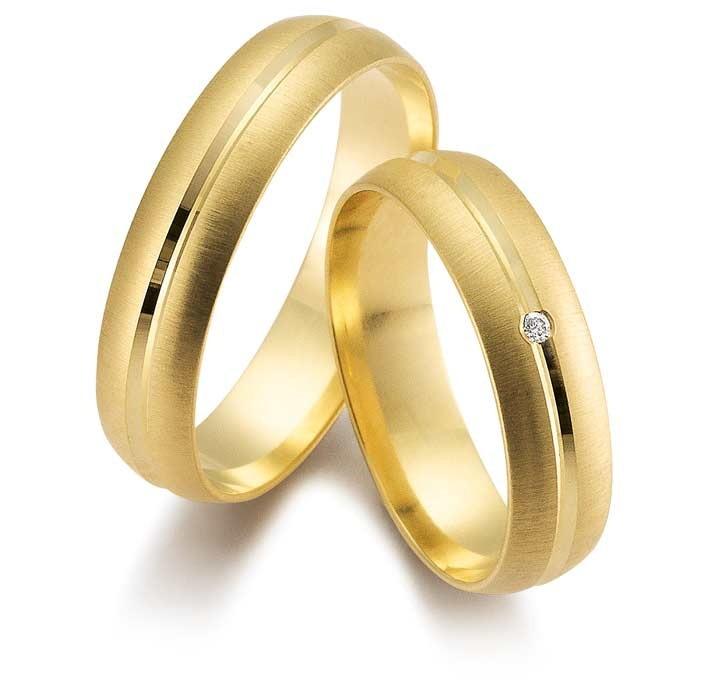 Trauringe Gold 834050