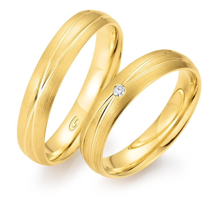 Trauringe Gold 835545
