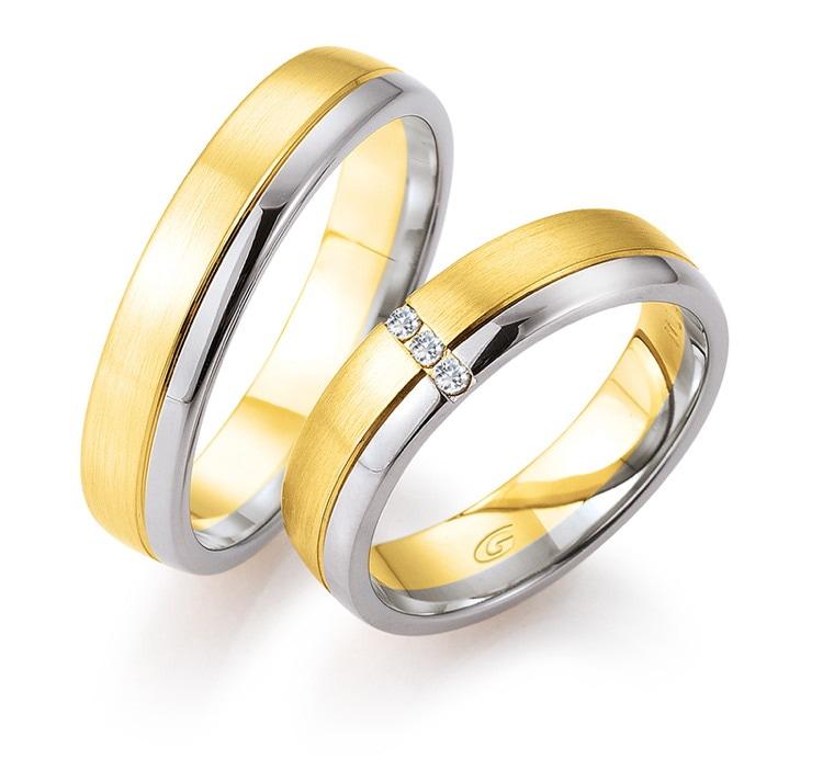 Trauringe Gold 835750