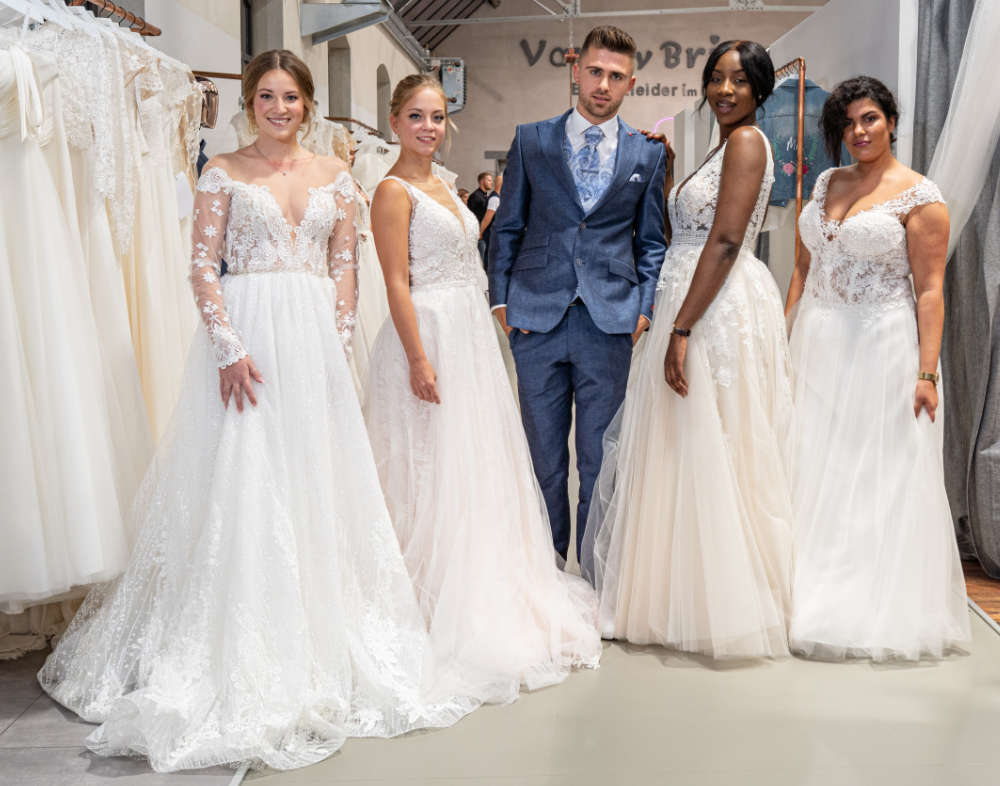 Brautkleider ansehen