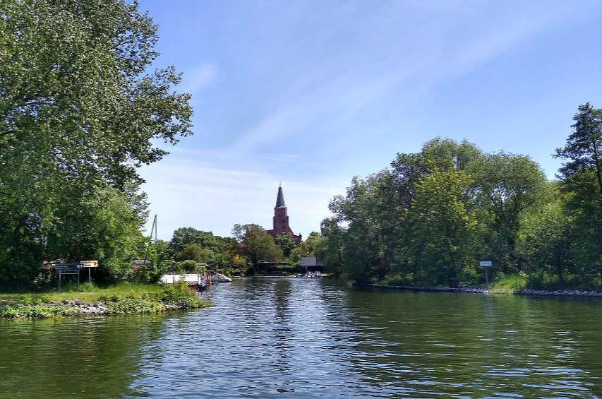 Havelidylle - Location für Hochzeit & Brautmode Brandenburg
