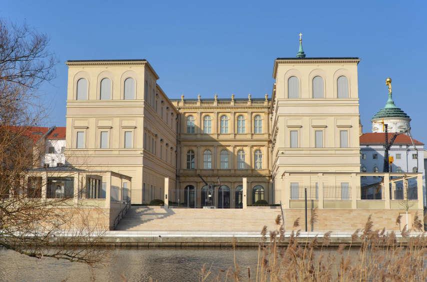 Museum Barberini - Location für Hochzeit & Brautmode Brandenburg
